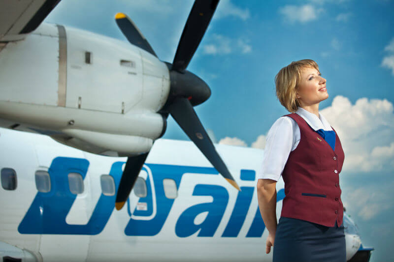 Скидки от авиакомпании UTair