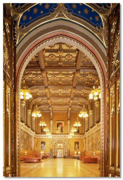 Вход в Королевскую галерею