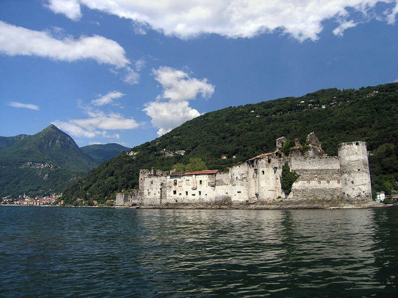 Замки на озере Маджоре будут отреставрированы