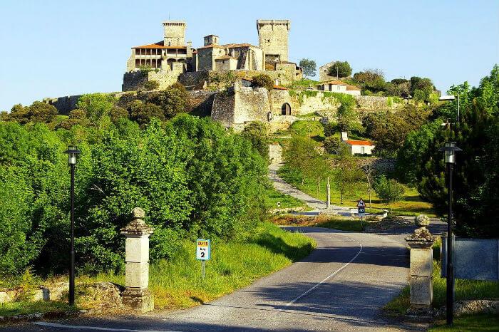 Замок Кастильо-де-Монтеррей