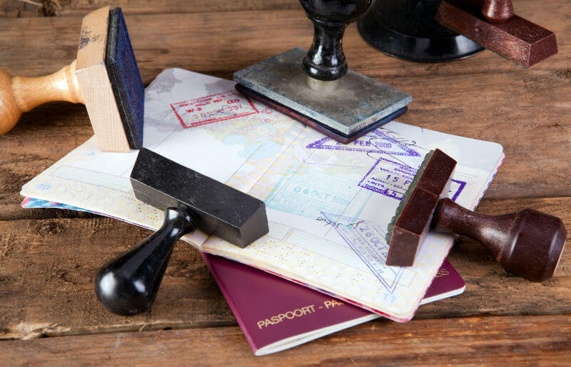 Электронные визы для иностранцев во Владивосток