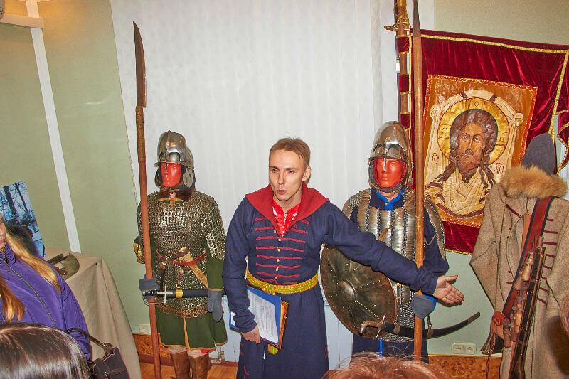 «Музей стрельца» в Рязани