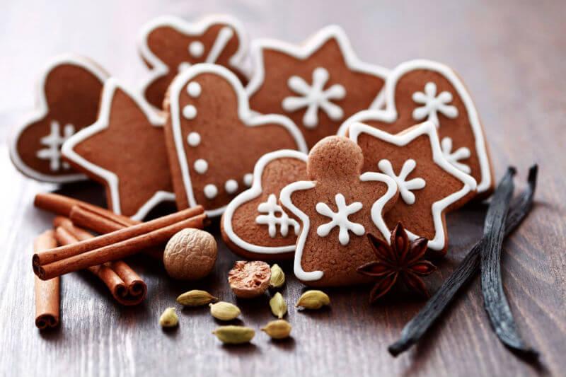 Piparkook - эстонское рождественское печенье