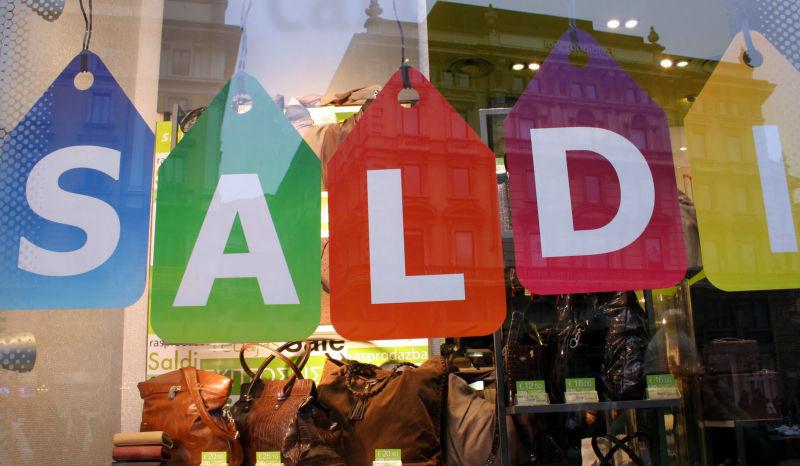 Италия магазины распродаж