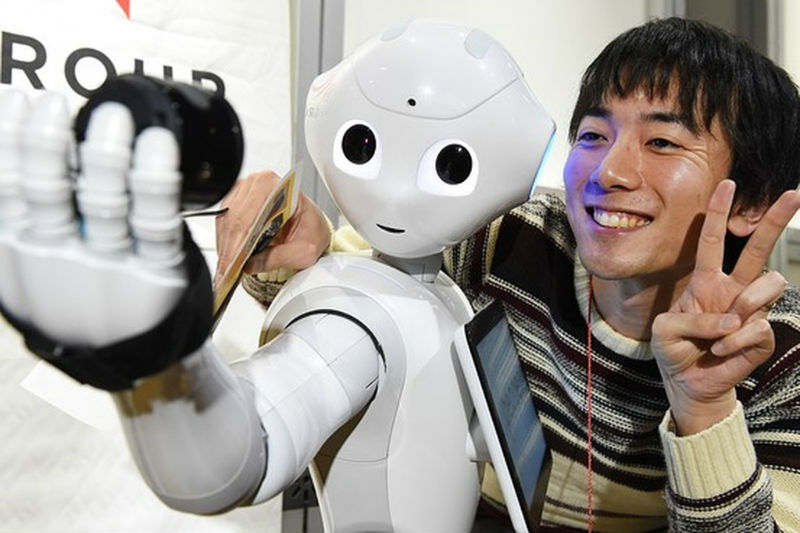Роботы в аэропорту
