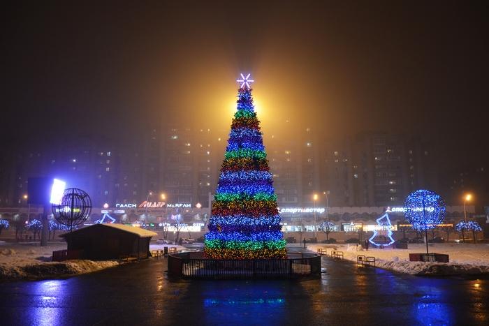 Тамбов новогодняя столица россии 2017