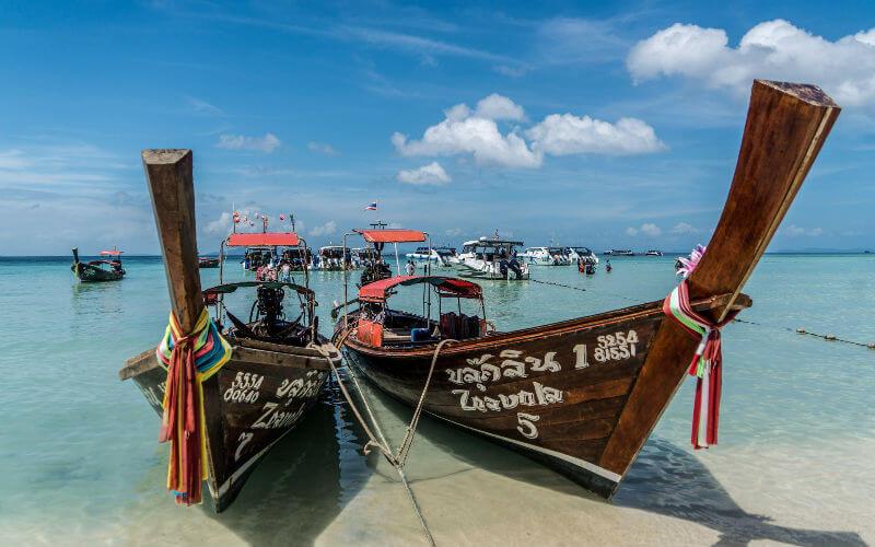 В Таиланд без визы