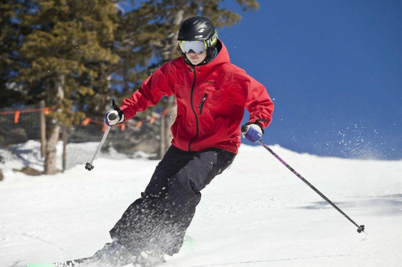Во Владимир кататься на лыжах