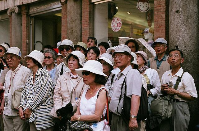 Японские туристы устремятся на Дальний Восток
