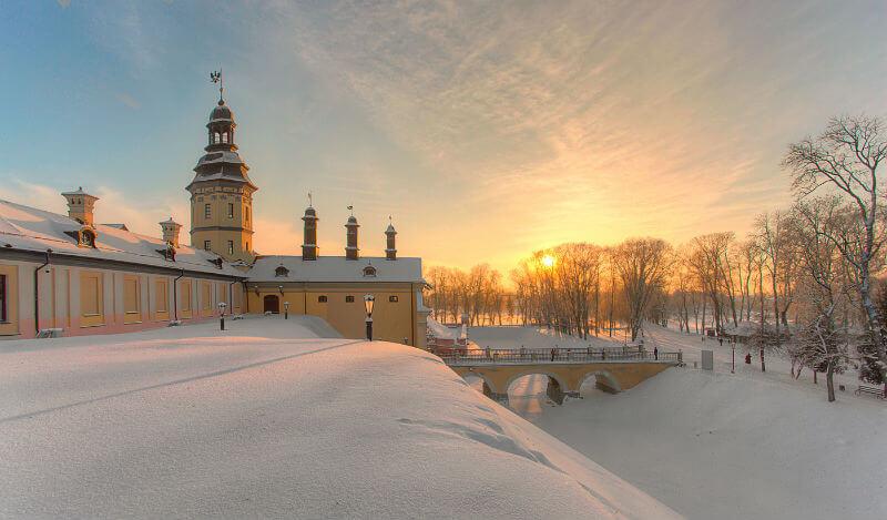 Зимний отдых в Республике Беларусь