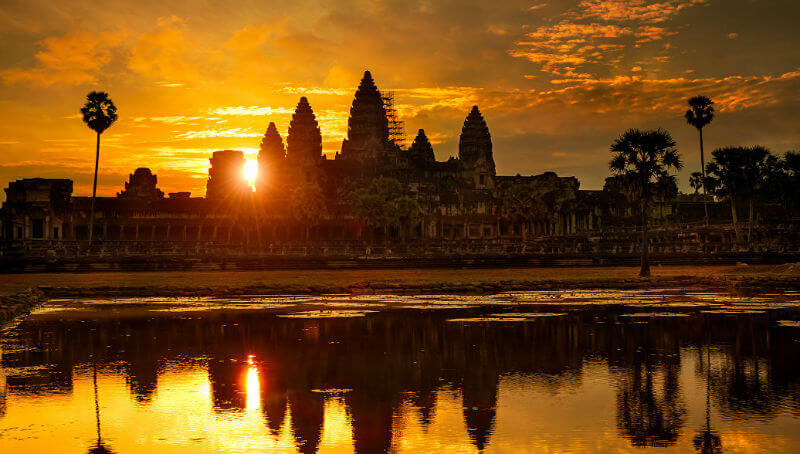 Башни-близнецы будут построены в Камбодже