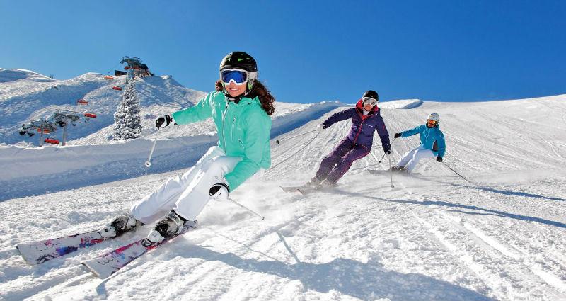 ГОСТЫ для горнолыжных курортов