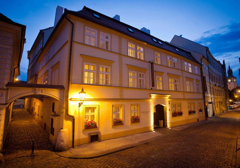 Ночь отелей в Праге