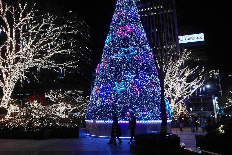 Новый год в Южной Корее