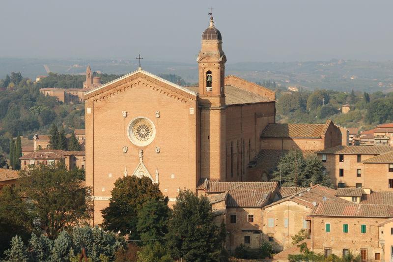 Сан-Франческо в Сиене