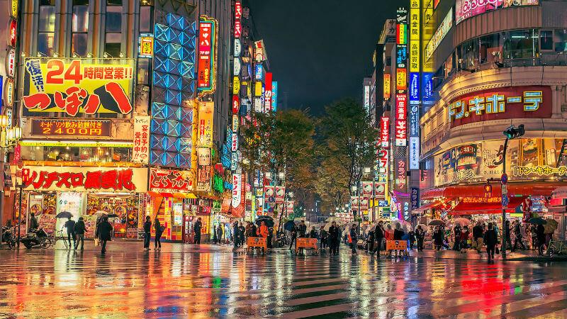 Вопреки скептикам – в Японию устремились туристы