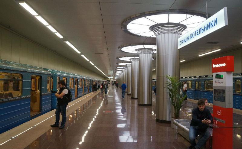 Зарядить мобильное устройство теперь можно и в Московском метро