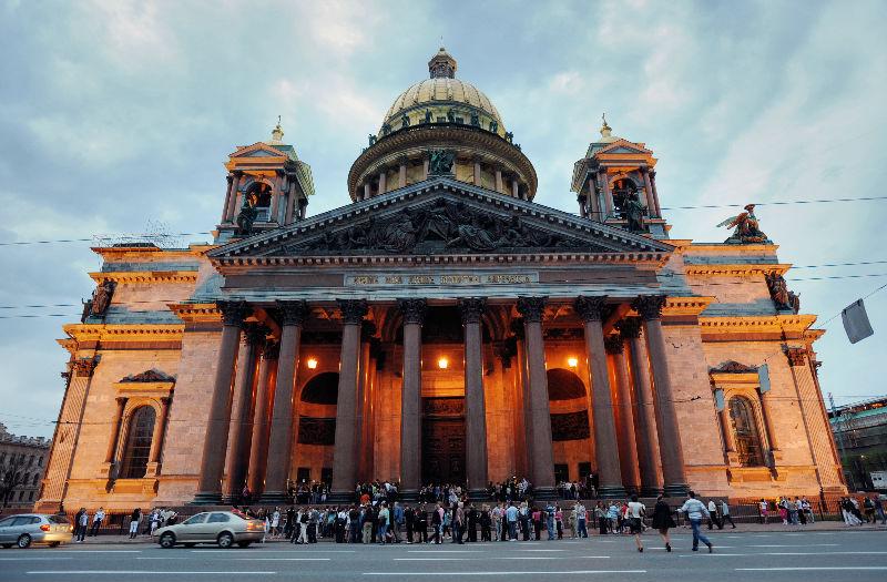 передача Исаакиевского собора Русской Церкви