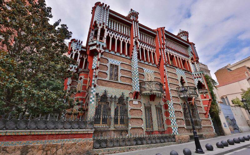 Дом Висенс стал музеем