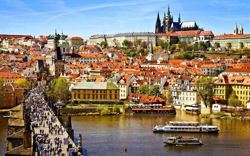 Отдых в Чехии стал дороже