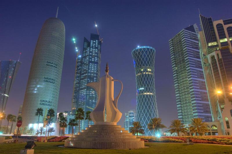 Упрощенные визы в Катар