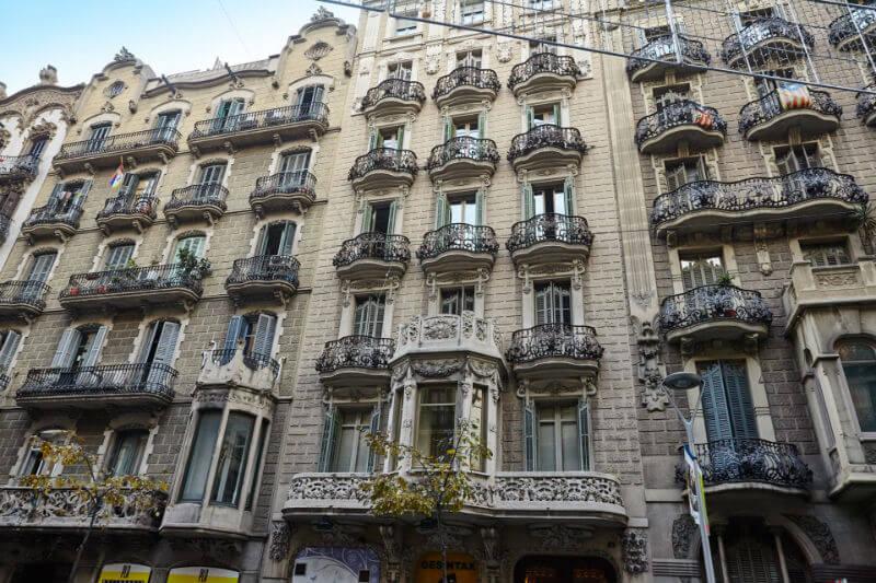 Цены на жилье в испании барселона