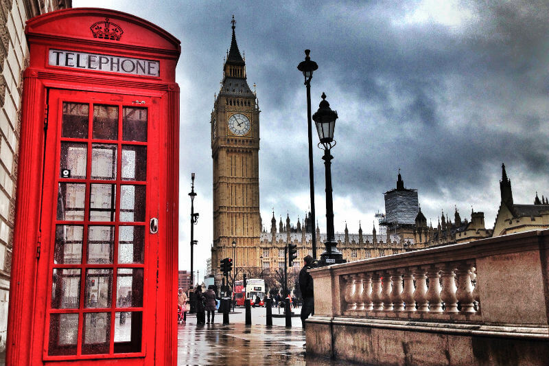 Владельцы турфирм Лондона против курортного сбора