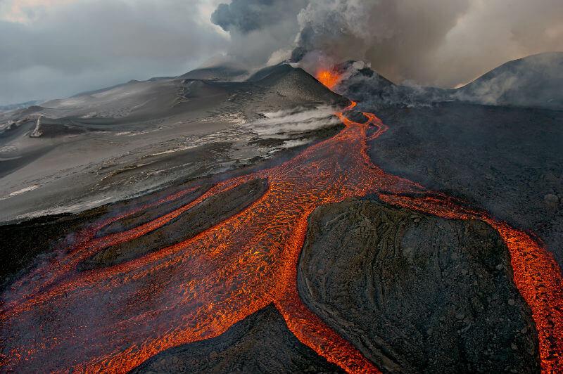 музей вулканов на Камчатке