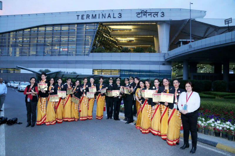 Air India рейс Дели-Сан-Франциско