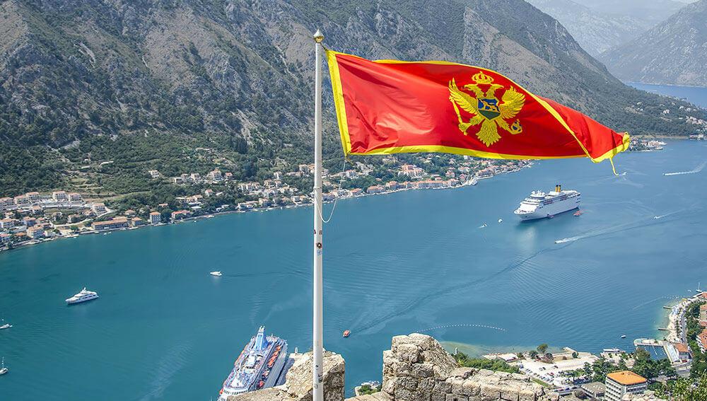 Черногория вновь продлевает срок безвизового пребывания