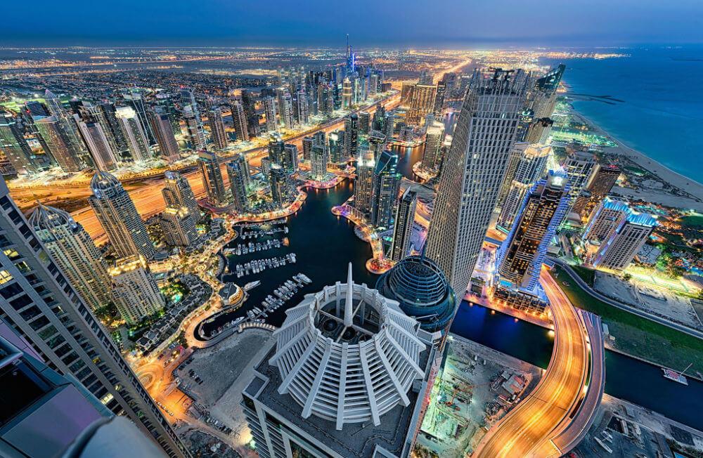 Дубай солидарен с американцами