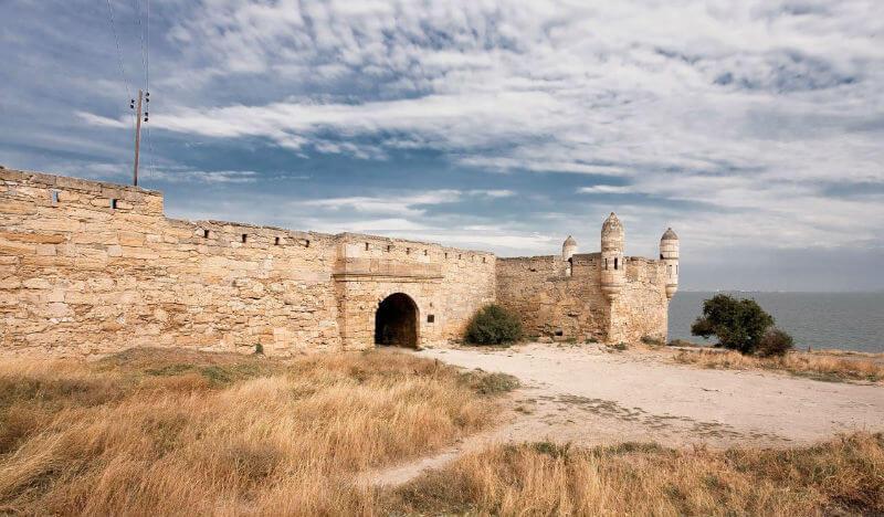 Экскурсия по Керченской крепости