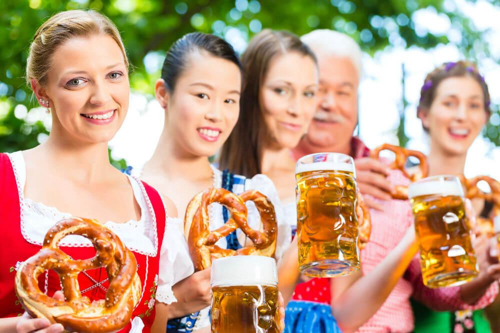 Начинаются фестивали пива
