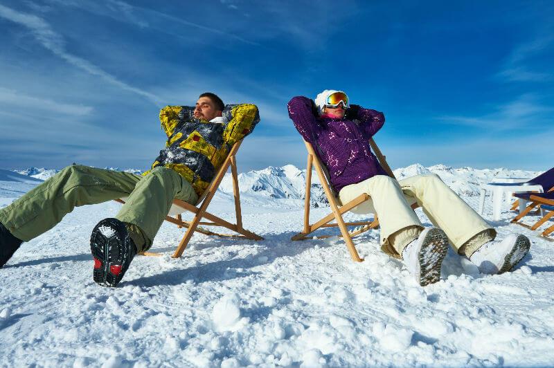 Новый горнолыжный курорт в Дудинке
