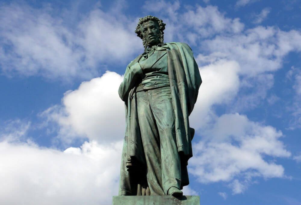 Памятник Пушкину отреставрируют