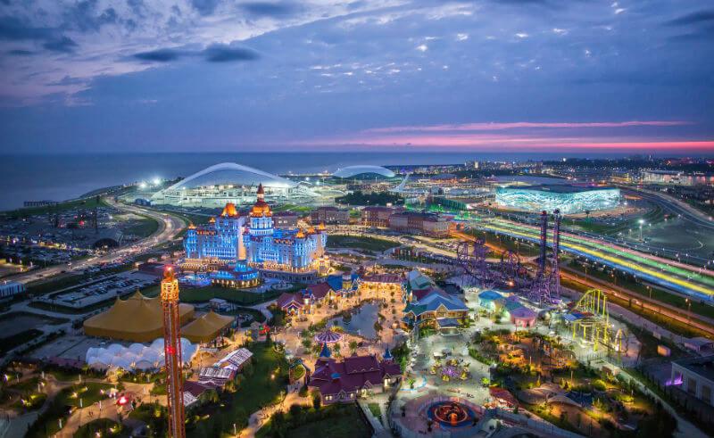 Российским курортам придется снизить цены