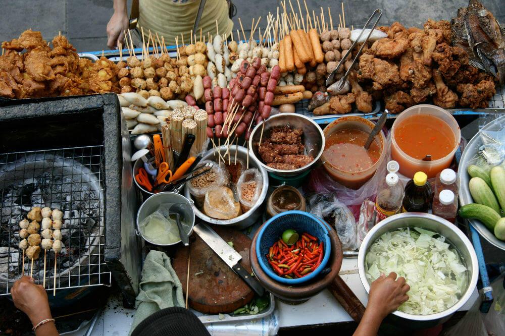 Тайская столица – лидер в уличной еде