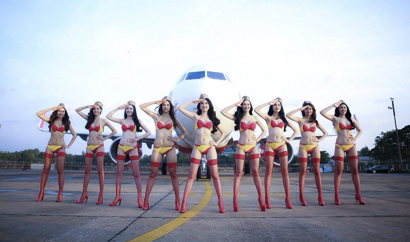 Вьетнамская авиакомпания VietJet Air