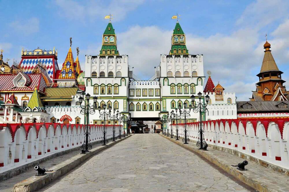 Антипасха или Красная горка в Москве
