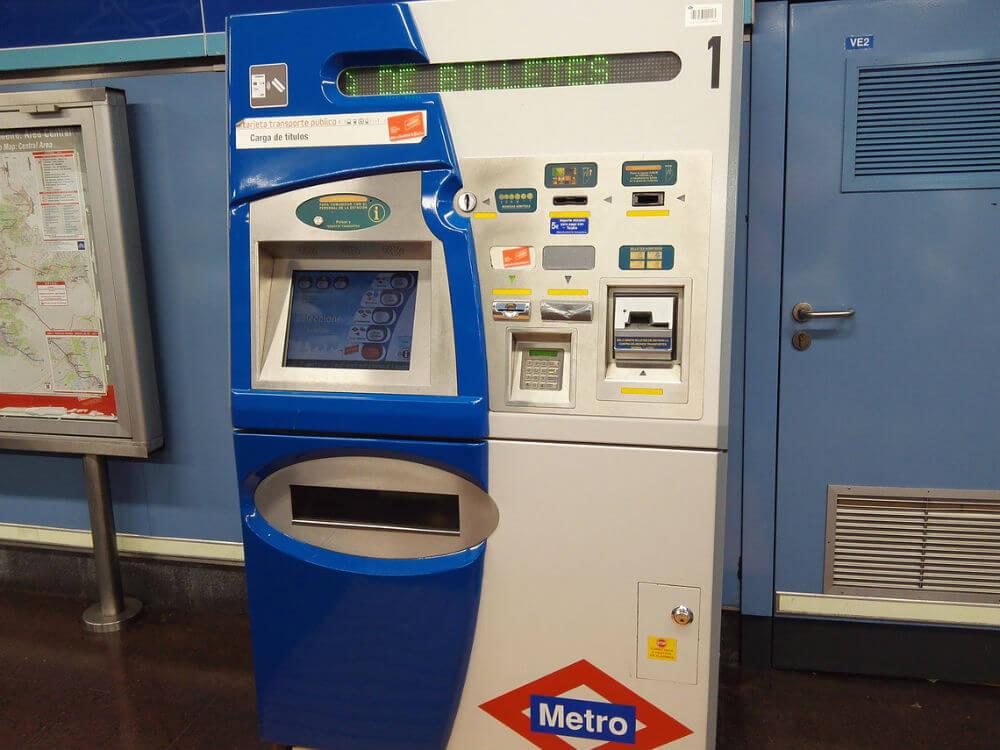 Автоматы по продаже билетов вместо кассиров