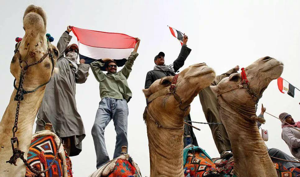 Египет пытается завлечь туристов