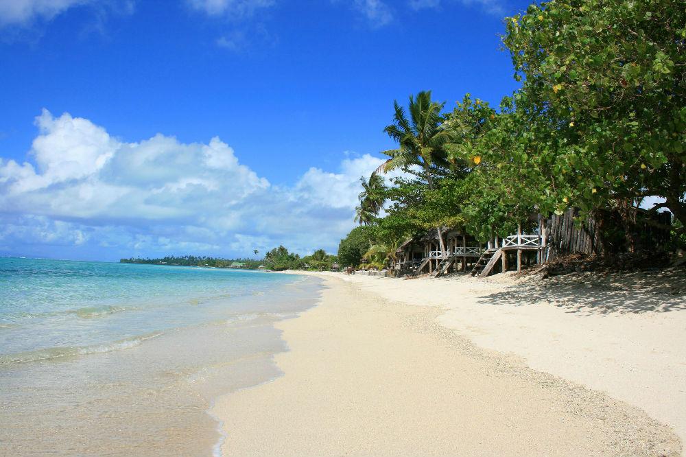 На Самоа без виз