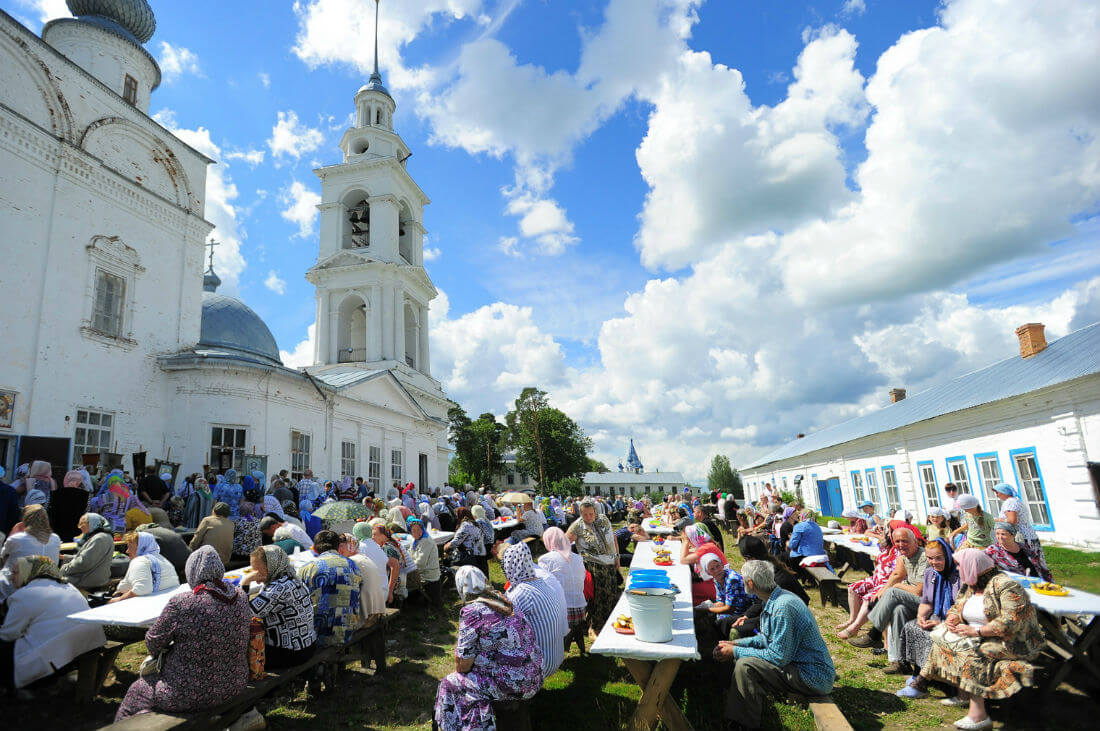 Религиозный туризм России