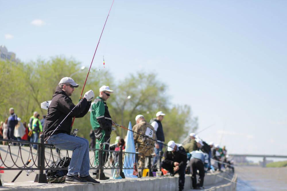 Рыбацкий фестиваль
