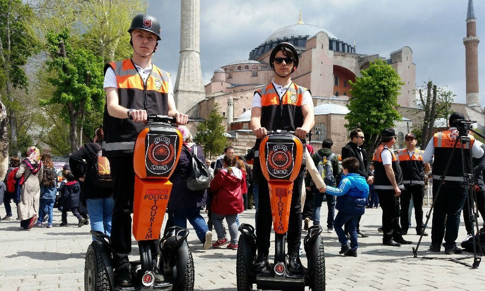 Туристическая полиция появится в Турции