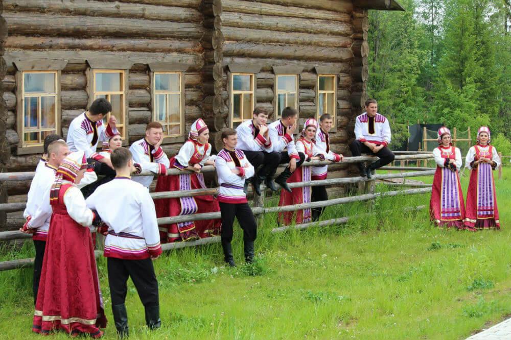 Для любителей этнотуризма в России