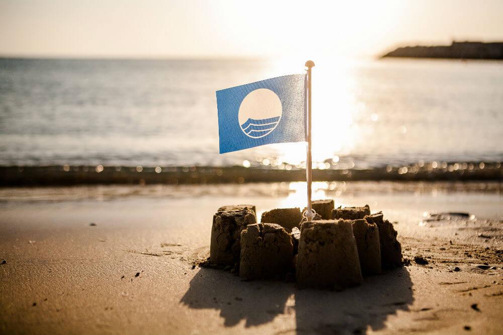 «Голубой флаг» для пляжей России