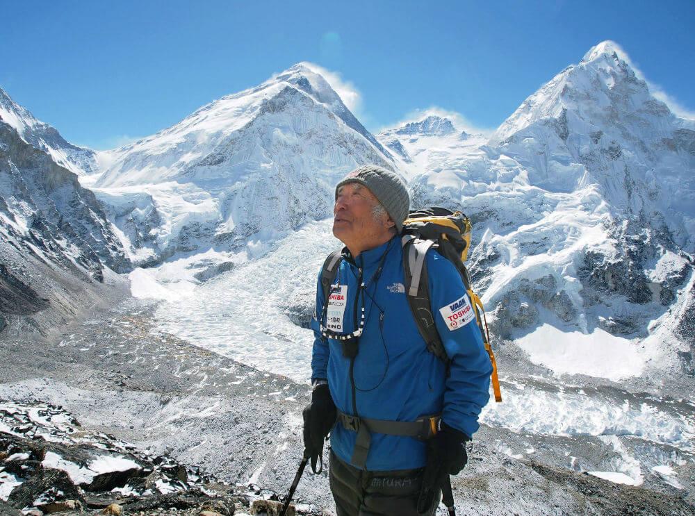 Старикам на Эвересте не место