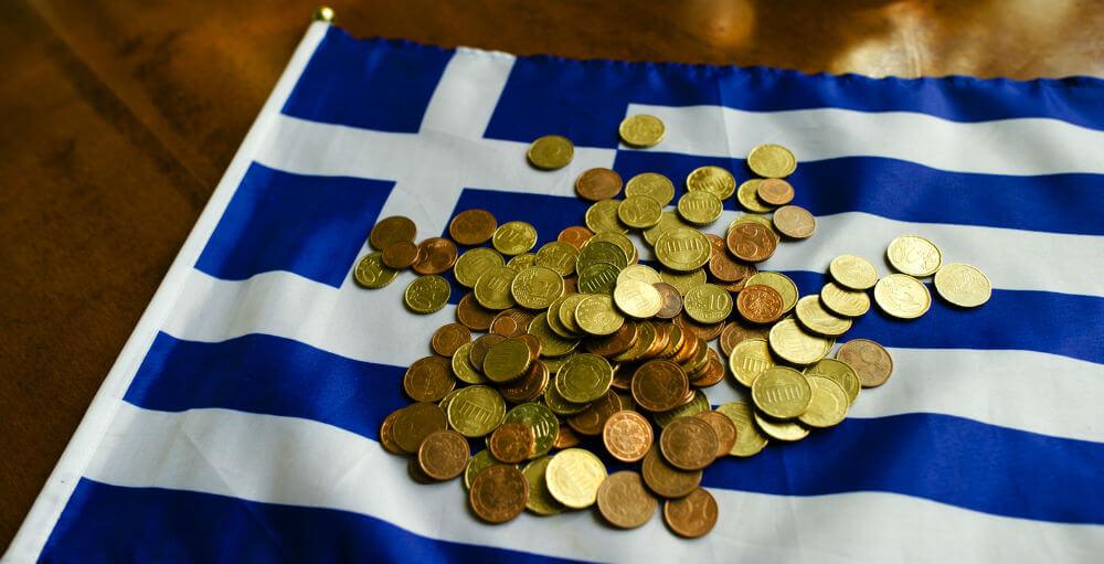 Торговцы в Греции обещают большие скидки
