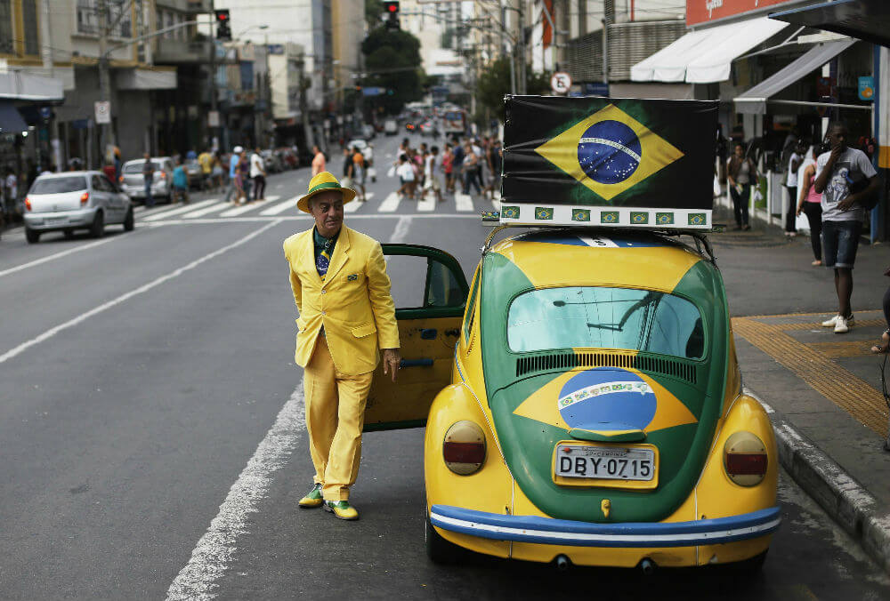 В Бразилию можно ехать